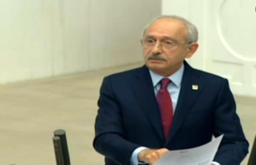 Kılıçdaroğlu: Lozan'ı Tartışmaya Açman İçin Önce Şu Üniversite Diplomanı Bana Bir Göster Bakayım