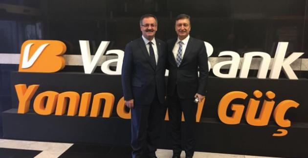 Kızılcahamam'a Vakıfbank Şubesi Açılıyor
