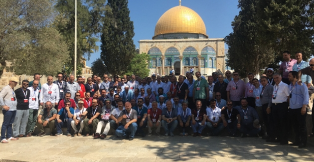 MÜSİAD Genel Başkanı Kaan: Kudüs Filistin'in Başkentidir