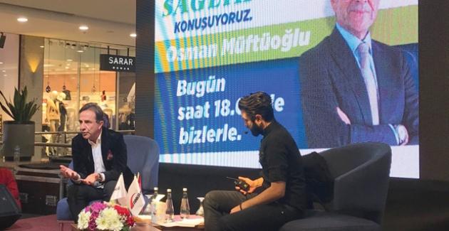 Osman Müftüoğlu'ndan Sağlıklı Ve Uzun Yaşamın Şifreleri