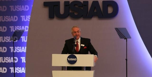 TÜSİAD Başkanı Bilecik: Dış Borç 2007'de Yüzde 36'ya Düşürmüştük 2017'de Yüzde 51'e Çıkardık
