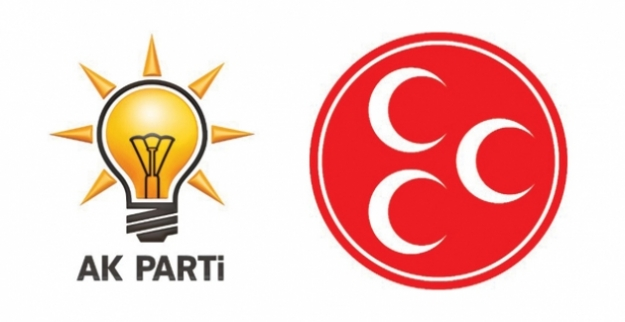 AK Parti-MHP İttifak Komisyonu Toplanıyor