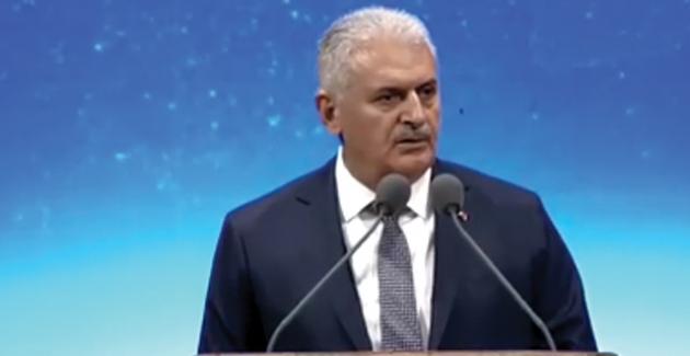 Başbakan Yıldırım: Adliyeyi Temelden Çıkardık Saraya Dönüştürdük