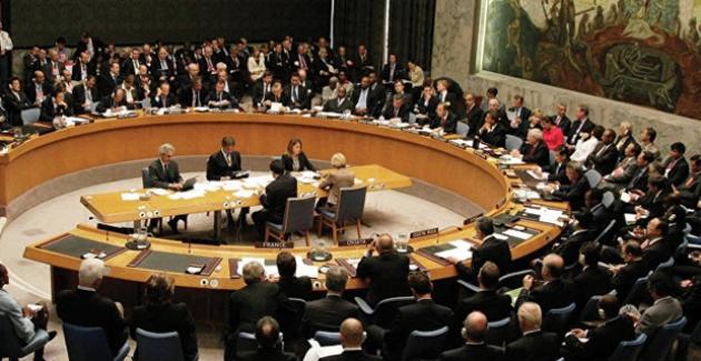 BM Güvenlik Konseyi Bugün 'Suriye'yi Görüşecek