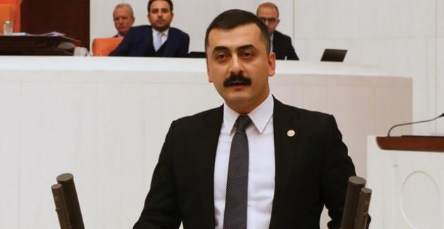 """CHP li Erdem, """"Hırsızlığın Yeni Adı; Temsil Ve İkram Olmuş"""""""