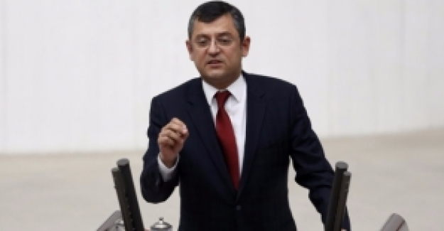 CHP'lİ Özel'den Kahraman'a: O Oda Mahrem Değil, Hepimizin