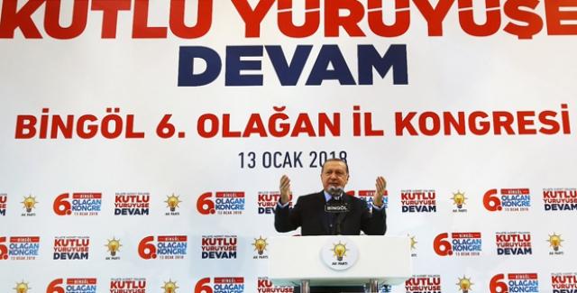 Cumhurbaşkanı Erdoğan: Barış Ve İstikrarı Temin Etmek İçin Dünyayı Ayağa Kaldırırız