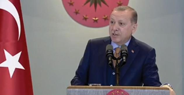 Cumhurbaşkanı Erdoğan'dan Kaymakamlara Maaş Müjdesi