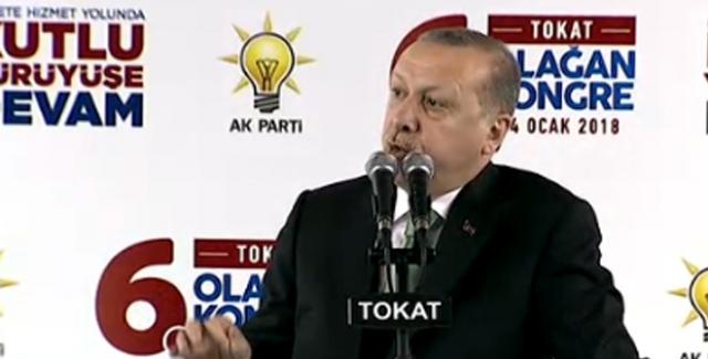 Cumhurbaşkanı Erdoğan İttifak Startını Verdi