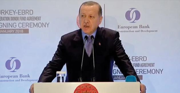 Cumhurbaşkanı Erdoğan: Türk Ekonomisi Büyümeye Devam Edecek