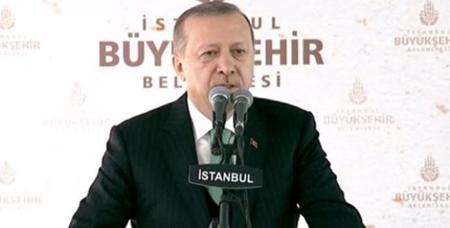 Cumhurbaşkanı Erdoğan: Uluslararası Topluma Mesajdır