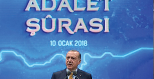 """Cumhurbaşkanı Erdoğan: """"UYAP'ı FETÖ'cülere Kaptırdık"""""""