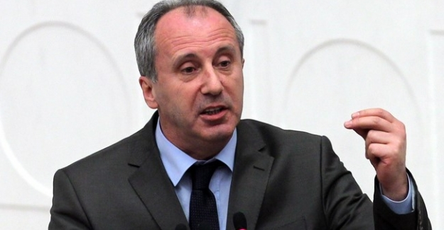 İnce, CHP Genel Başkanlığı'na Aday Olduğunu Açıkladı
