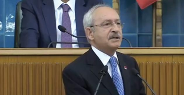 """Kılıçdaroğlu: """"Bunların Milliyetçiliği Su Milliyetçiliği, Laf Milliyetçiliği"""""""