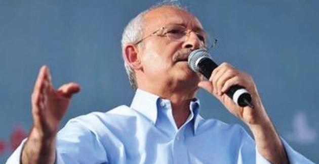 Kılıçdaroğlu: Gazeteciliğin Suç Olmadığını Tüm Dünyaya Haykırıyorum