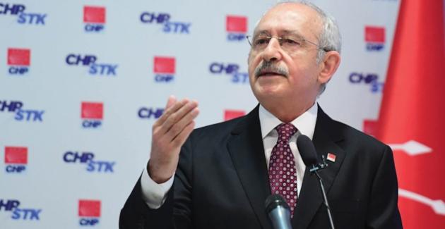Kılıçdaroğlu: Sıkıyönetim Bildirileriyle Ne Yapıldıysa Bugün KHK'larla Aynısı Yapılıyor