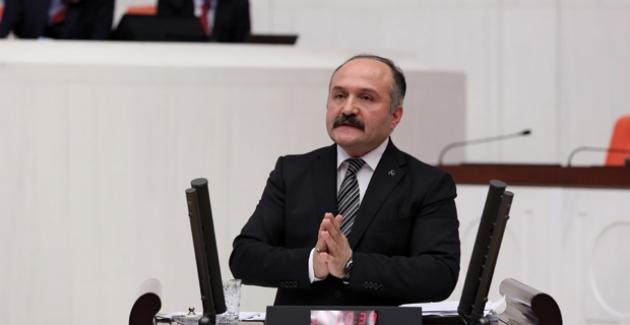 """MHP Grup Başkanvekili Usta; """"Patron Çıldırmadı, Çıldırttı"""""""