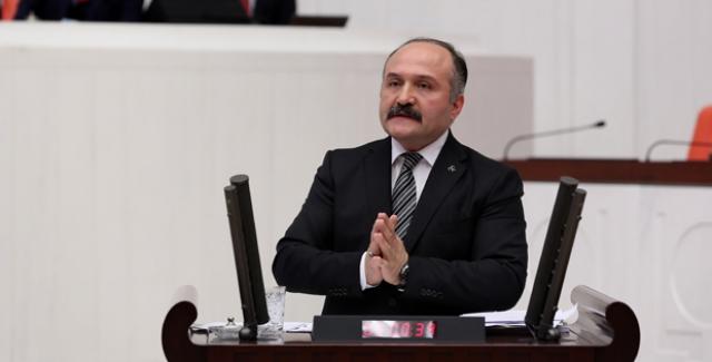 """MHP'li Usta, """"Taşeronlara Kadro İşi Yarım Bırakılmamalı"""""""