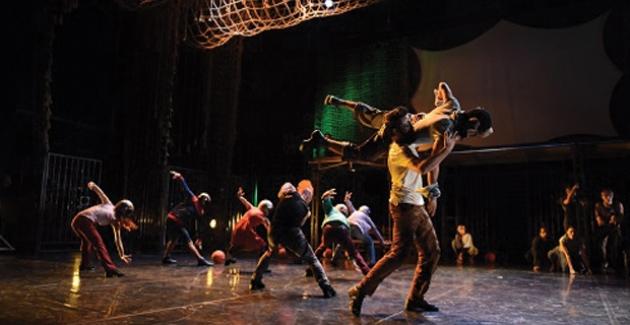 Modern Dans Topluluğu Şehir-Orman İle Bir Kez Daha Sahnede