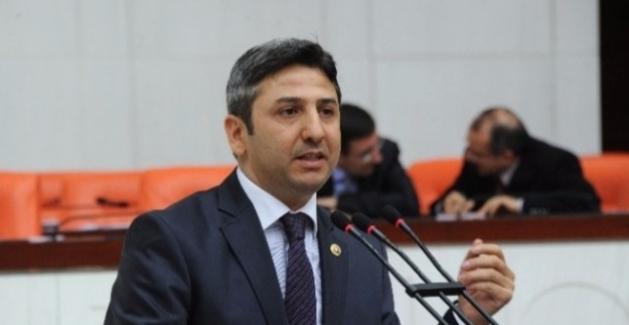 TBMM Başkanvekili Aydın'dan PMD'ye Ziyaret