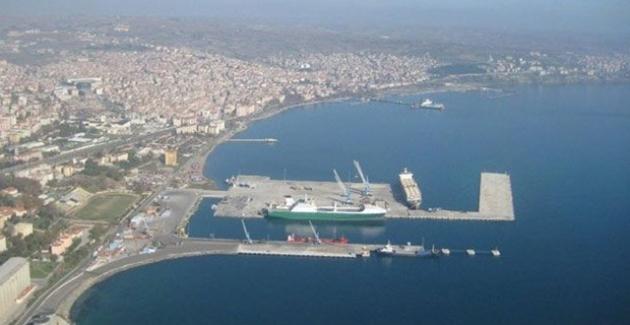 Tekirdağ Limanı'nın Özelleştirilmesi İhalesini Ceynak Kazandı