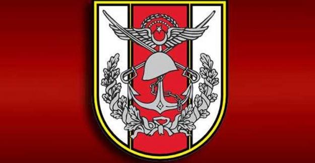 TSK: Afrin'de Açılan Taciz Ateşine Karşılık Verildi