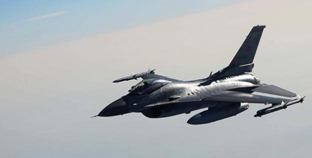TSK'dan Irak'ın Kuzeyine Hava Harekatı: 6 Terörist Etkisiz Hale Getirildi