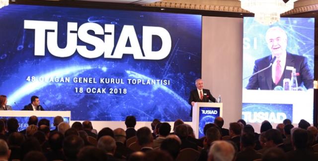 TÜSİAD Başkanı Bilecik: Türkiye İçin Toplumsal Dayanışma Ve Geleceğe Bakma Vaktidir