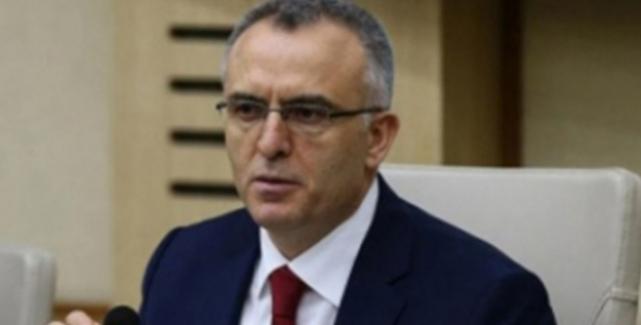 Bakan Ağbal: Bütçe Gelirleri Geçen Yıla Göre Yüzde 1 Azaldı