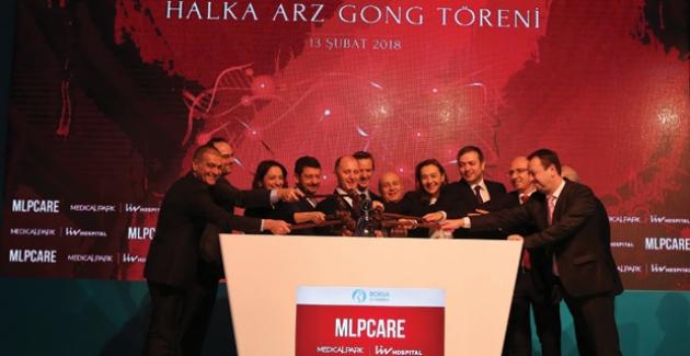 Borsa İstanbul'da Gong Medical Park Ve Liv Hospital İçin Çaldı