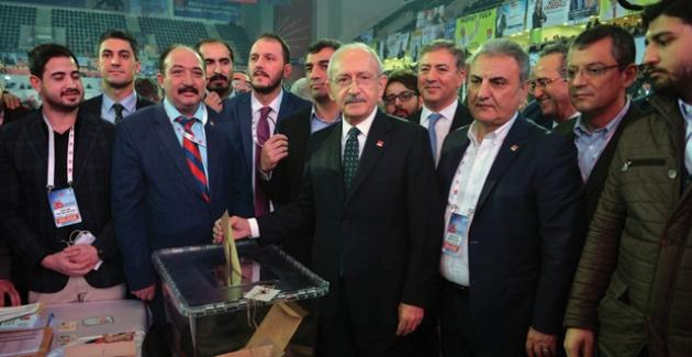 CHP Kurultayında BYKP İçin Yapılan Seçimde En Yüksek Oyu Karabıyık Aldı