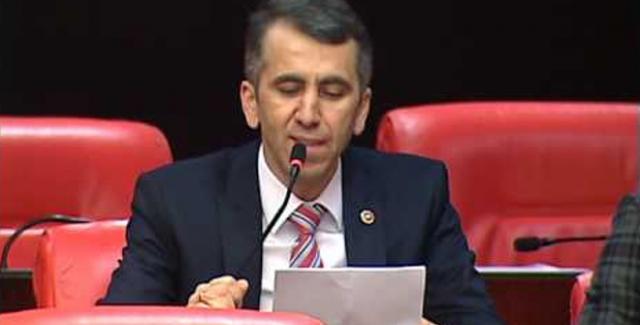 CHP'li Hatay Atanamayan Sağlıkçıları Gündeme Getirdi