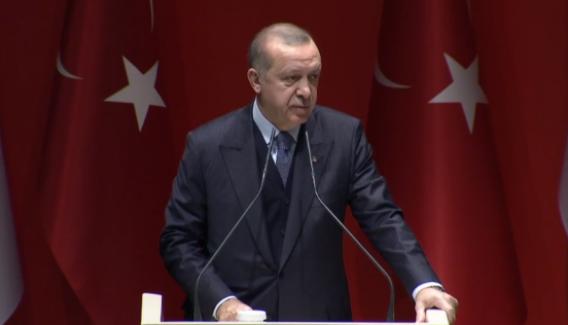 Cumhurbaşkanı Erdoğan: Hedef Oy Zayiatını Yok Etmek