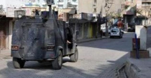 Diyarbakır'da 4 İlçe 176 Köy Ve Mezrada Sokağa Çıkma Yasağı