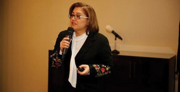 Fatma Şahin: Gaziantep Ortadoğu'nun Merkezi Olacak
