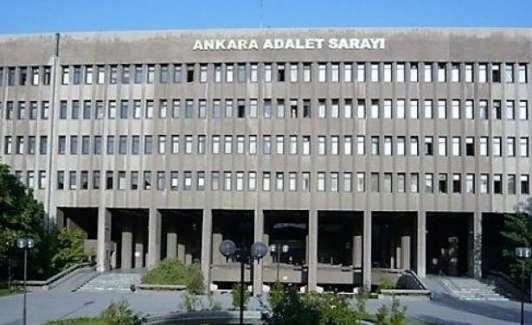 Halkevleri Eş Genel Başkanı Dilşat Aktaş'a Zeytin Dalı Gözaltısı
