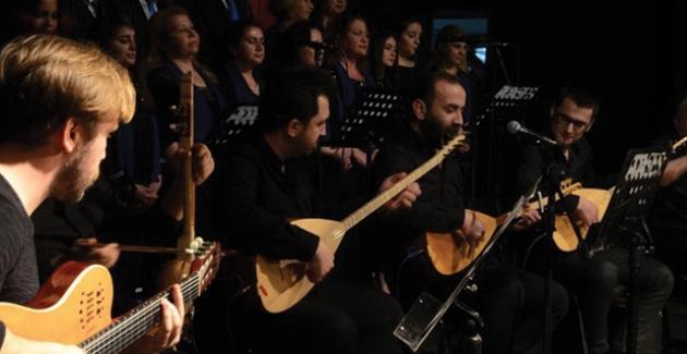Kuşadası'nda Doğu Anadolu'dan Esintiler Konseri