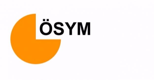 ÖSYM'nin Sınav Görevlisi Ücretlerinde Düzenleme Yapıldı
