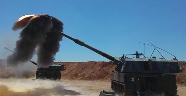 TSK'dan Afrin Açıklaması: 44 Terörist Etkisiz Hale Getirildi