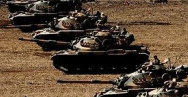 Zeytin Dalı Harekâtı'nda Etkisiz Hale Getirilen Terörist Bin 528 Oldu