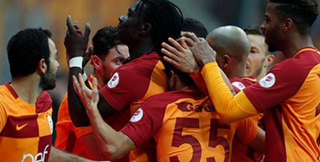 Ziraat Türkiye Kupasında Son Yarı Finalist Galatasaray
