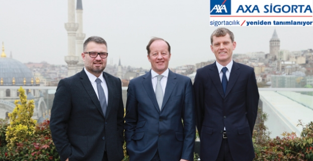 AXA Sigorta 2017'yi Güçlü Ve Sürdürülebilir Bir Performansla Tamamladı