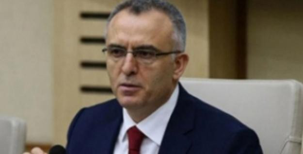Bakan Ağbal: Şubat Ayında Bütçe 1.9 Milyar TL Açık Verdi