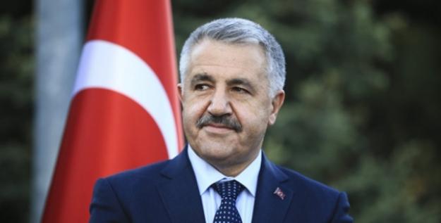 """Bakan Arslan, """"Milletimiz İstiklal Marşımızı İlelebet Muhafaza Edecektir"""""""