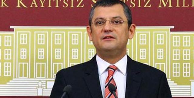 CHP'li Özel: Anayasa Mahkemesi'ne Madde Madde Başvuracağız