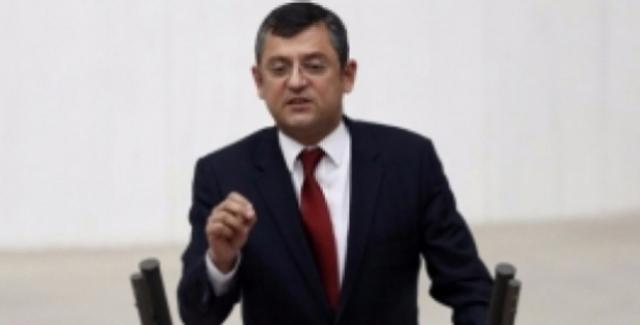 CHP'li Özel'den MHP'ye 'Rapor' Yanıtı