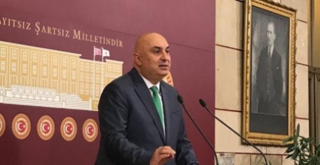 CHP'li Özkoç'tan Bahçeli'ye Yanıt
