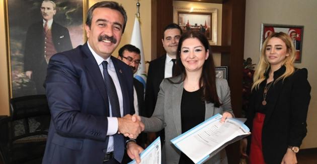 Çukurova Belediyesi Özel Göz Hastanesi İle Protokol İmzaladı