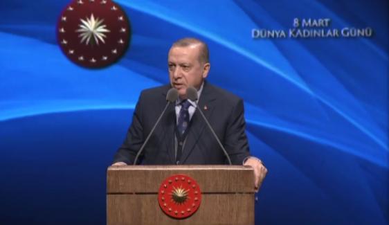 Cumhurbaşkanı Erdoğan: Allah'ın Kadına Verdiği En Büyük Ayrıcalık Anneliktir