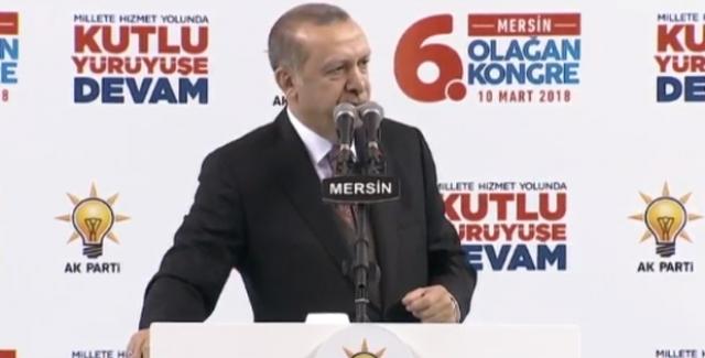 Cumhurbaşkanı Erdoğan: Bu Kadar Mücadele Veriyoruz Neredesin NATO?
